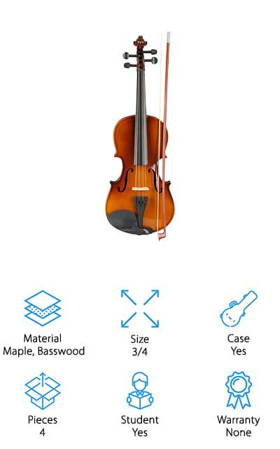 Teekland Acoustic Violin