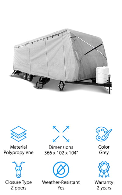Leader Accessories RV Cover