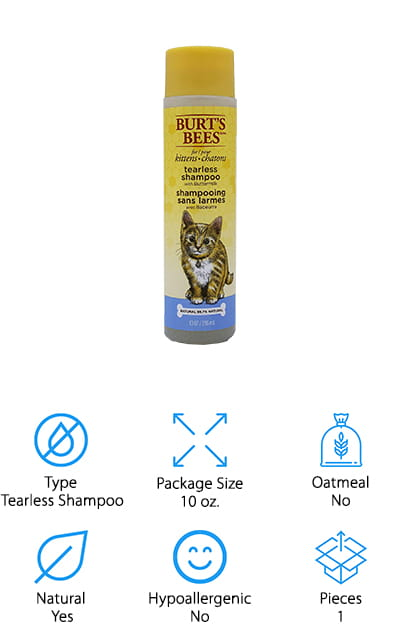 Best Cat Shampoos
