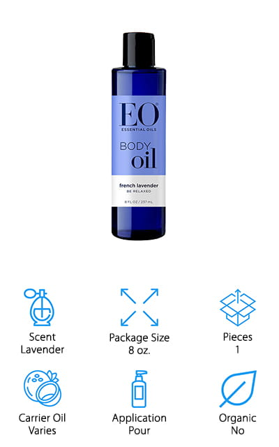 EO Botanical Body Oil