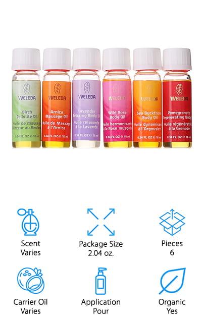 Best Essential Body Oils