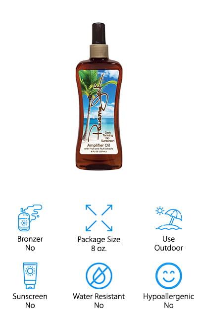 Panama Jack Tanning Oils