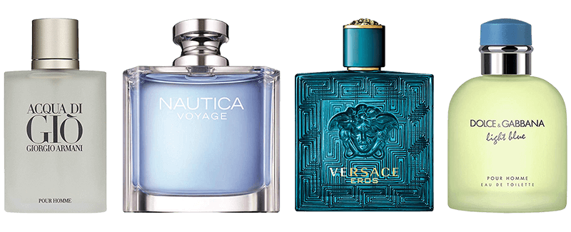 Top Perfumes for Men