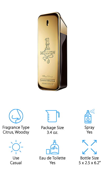 Paco Rabanne 1 Million Spray