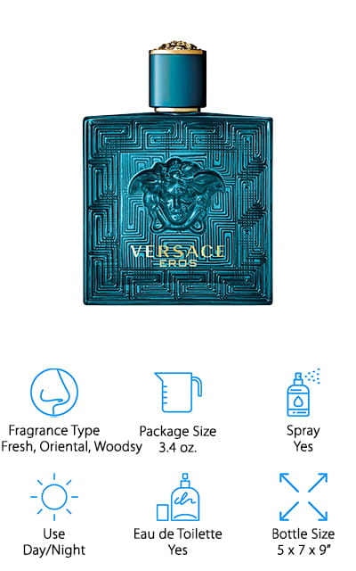 Versace Eros Spray