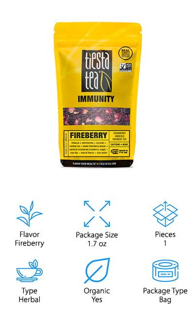 Tiesta Tea Immunity Blend