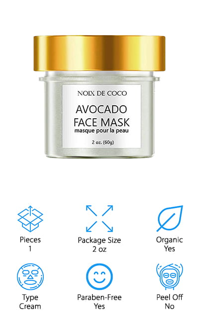 Best Avocado Masks