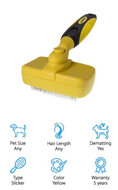 BarkOutfitters Slicker Brush