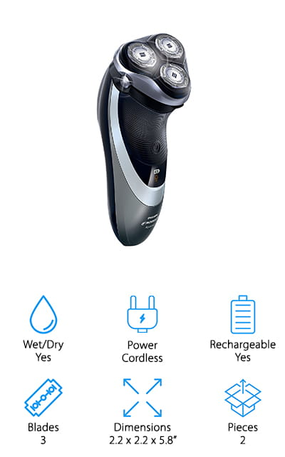 Philips Norelco Shaver 4500