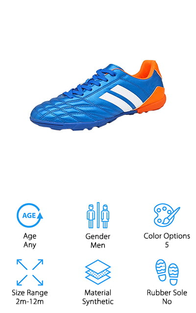 YING LAN Turf Soccer Shoes