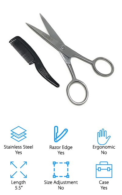 Viking Revolution Beard Scissors