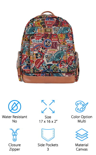 Disney Multi-Purpose Backpack