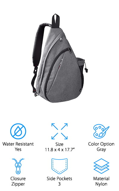 OutdoorMaster Sling Bag