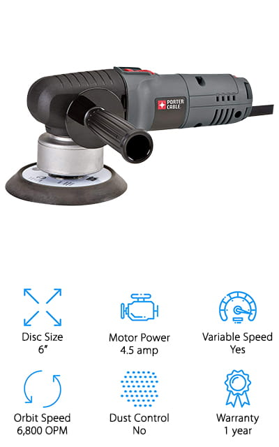 PORTER-CABLE Orbit Sander
