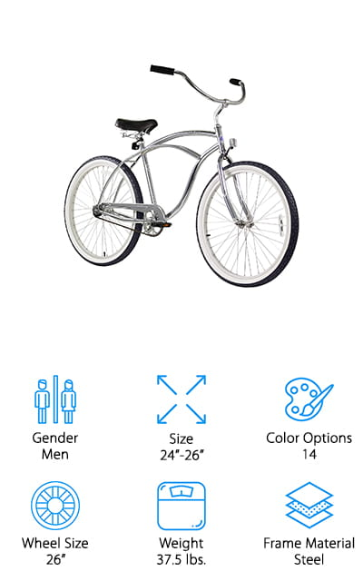 Firmstrong Urban Man Bicycle