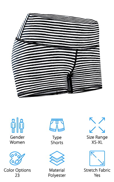 Tough Mode Compression Shorts