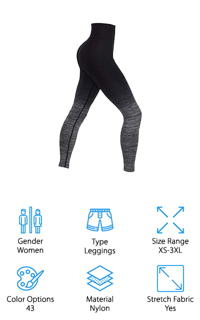CodeFit Yoga Leggings