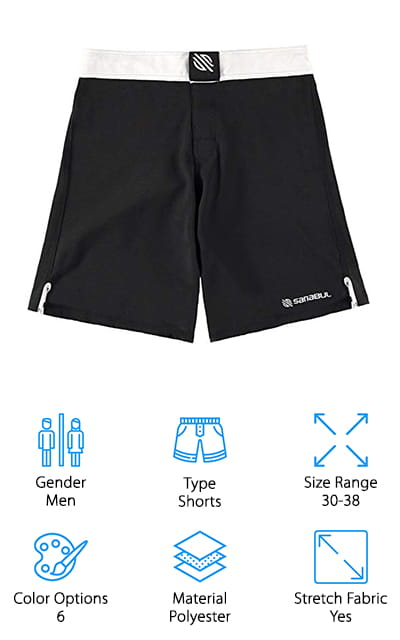 Sanabul Cross Training Shorts