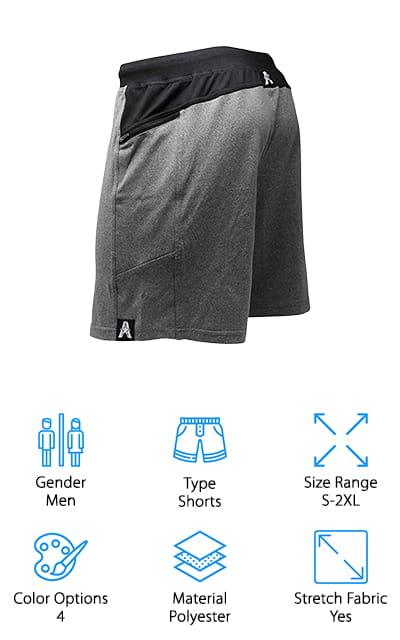 Anthem Athletics CrossFit Shorts
