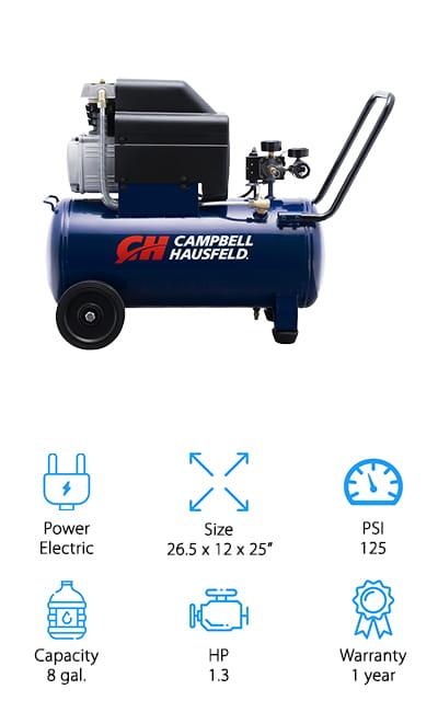 Campbell Hausfield Air Compressor