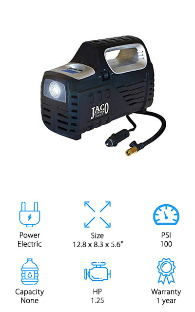 JACO SmartPro 2.0 Air Compressor
