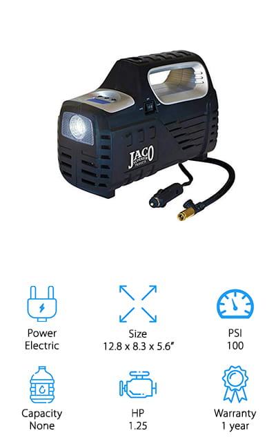 JACO SmartPro 2.0 Air Compressor