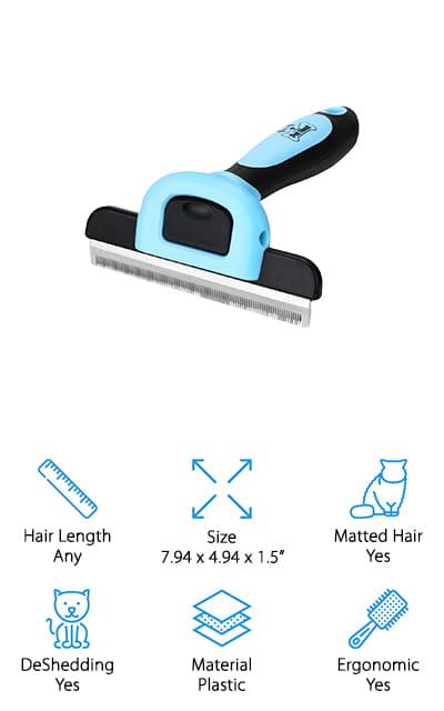 Pets Neat Grooming Brush