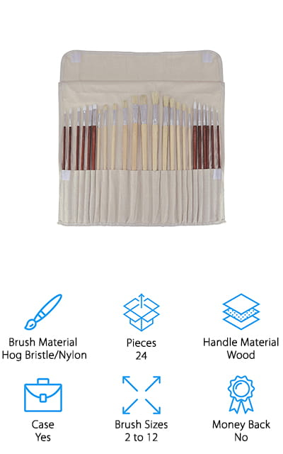 Art Advantage Brush Set