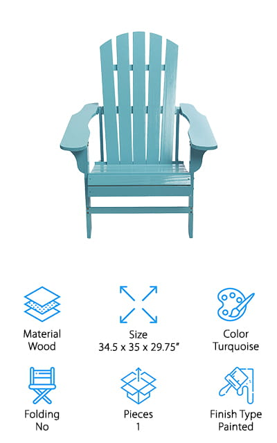 Leigh Country Adirondack Chair