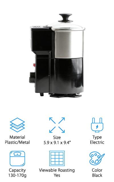 IMEX CR-100 Coffee Roaster