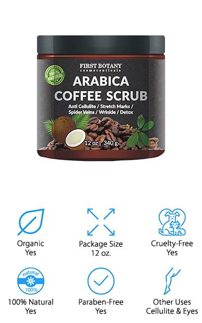 First Botany Coffee Scrub