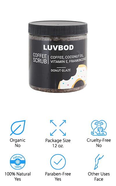 Best Coffee Body Scrubs