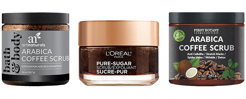 Best Coffee Body Scrubs