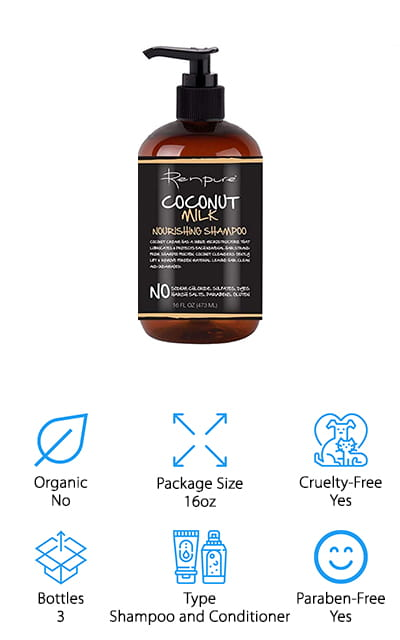 Best Coconut Milk for Your Hair