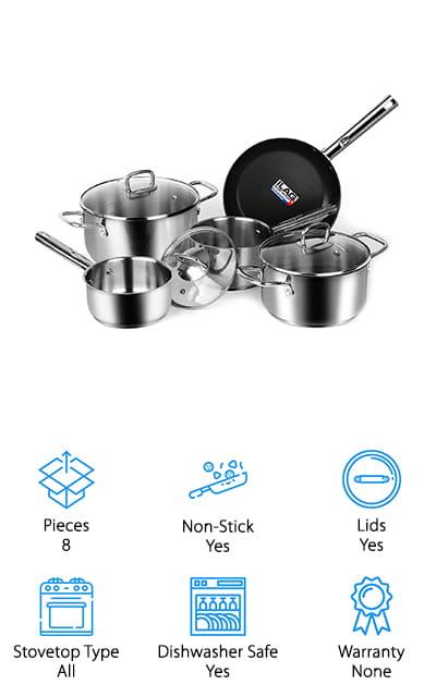 Viewee Cookware Set