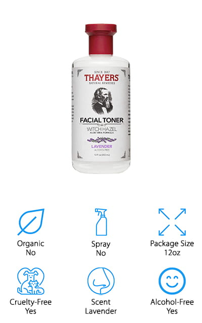 Thayers Natural Facial Toner