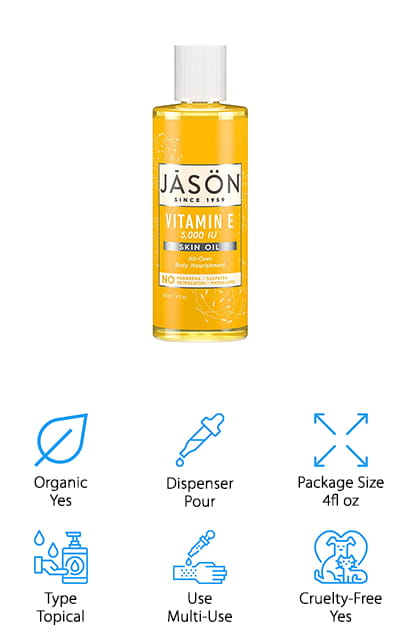 JASON Vitamin E Oil