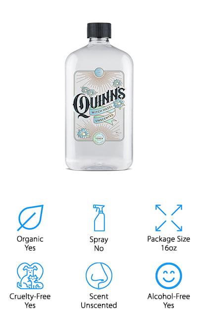 Quinn's Natural Toner