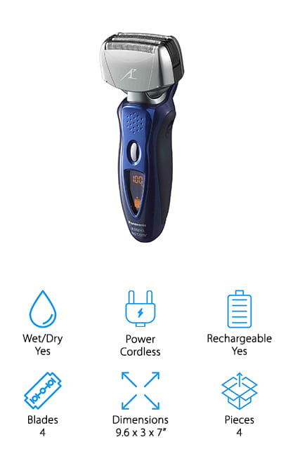 Panasonic Arc4 Electric Razor