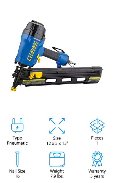 Estwing Pneumatic Framing Nailer