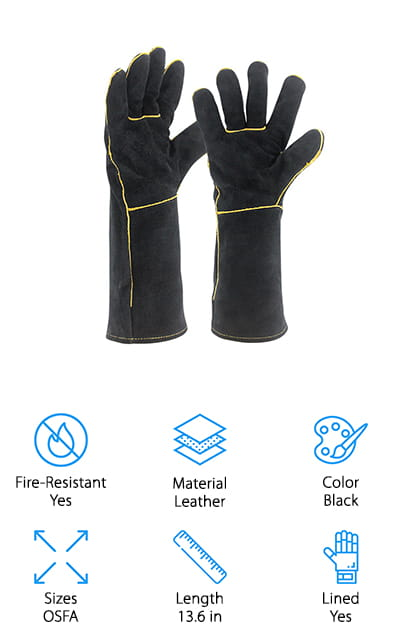 OLSON DEEPAK Welding Gloves