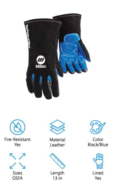 Miller Arc Armor Welding Glove