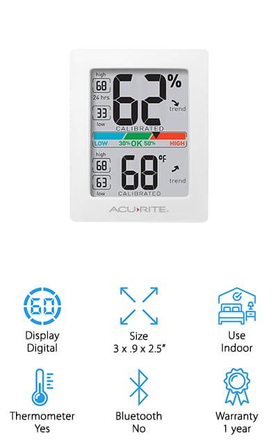 AcuRite Pro Humidity Monitor