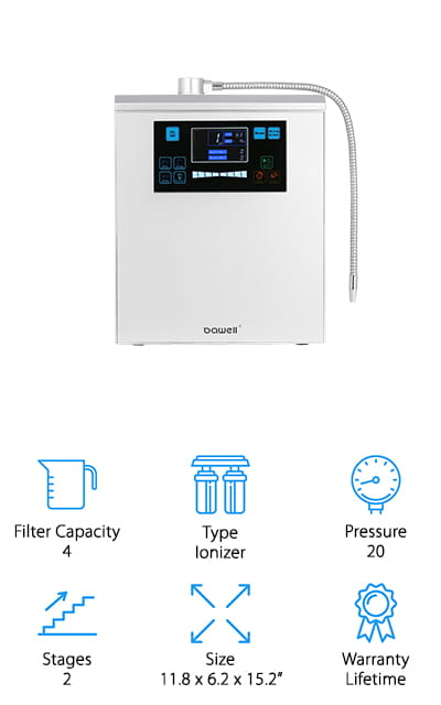 Bawell Alkaline Water Machine