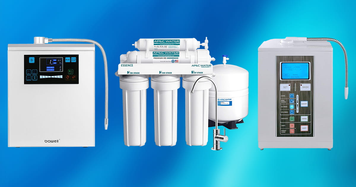 10 Best Alkaline Water Systems 2020 [Buying Guide ...