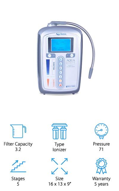 Aqua-Ionizer Pro Alkaline System