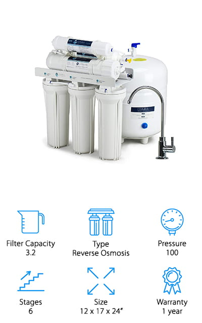 Olympia Water Systems Alkaline Filtration
