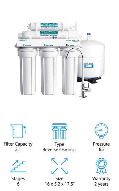 APEC Top Tier Alkaline System