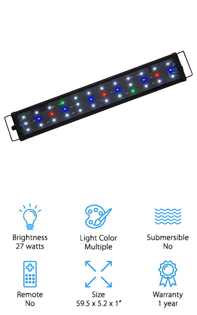 Beamswork LED Aquarium Light