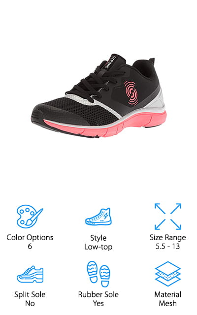 Zumba Strong Fly Fit Workout Shoes